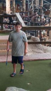 Bass Pro Mini Golf 2