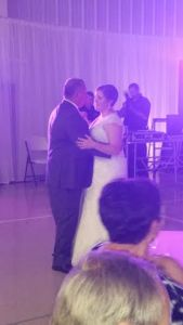 I literally teared up watching them dance