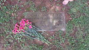Rachel grave